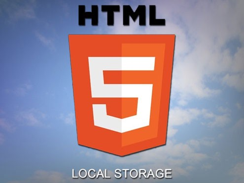 HTML5 Stockage local