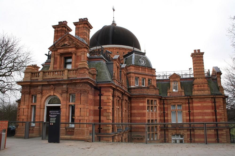 Observatoire royal de Greenwich (Auteur : Source : Wikimedia commons)