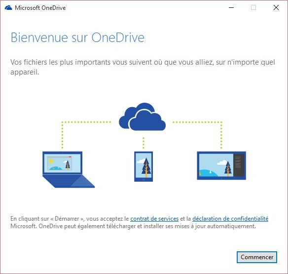 One Drive - Windows 10