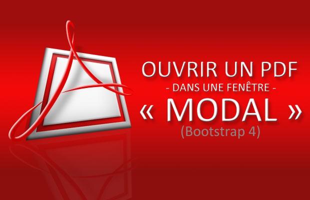 Modal PDF