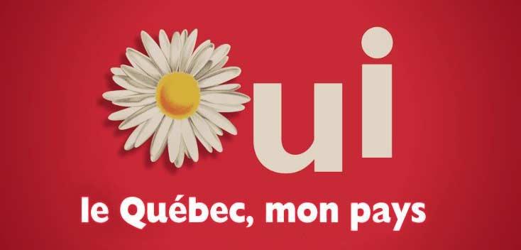 Le Québec, mon pays