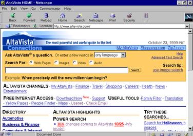 Altavista (1999)