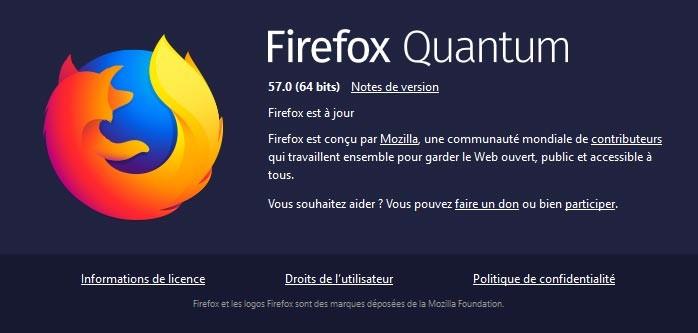 Firefox 57 Quantum