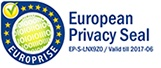 Sceau de confidentialité européen (Europeon privacy-seal)